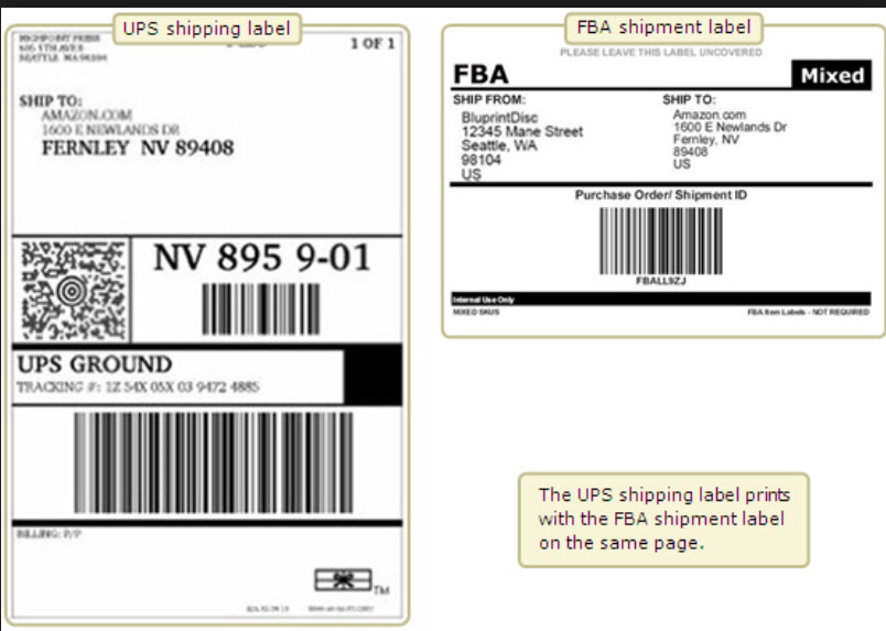 Amazon fba barcodes labels stop the confusion fba for How to send a shipping label to someone